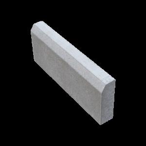 Тротуарная плитка КУБ - Бордюр 50 см